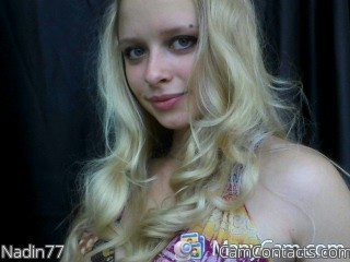Start VIDEO CHAT with Nadin77