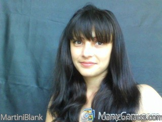 Start VIDEO CHAT with MartiniBlank