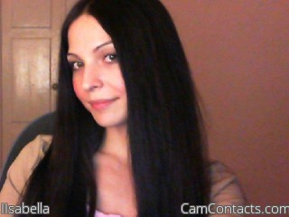 Start VIDEO CHAT with IIsabella