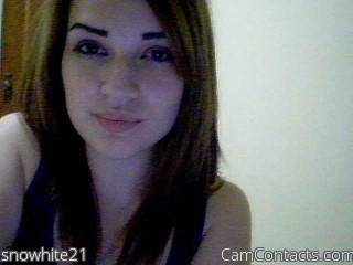Start VIDEO CHAT with snowhite21