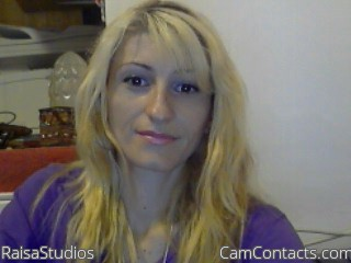 Start VIDEO CHAT with RaisaStudios