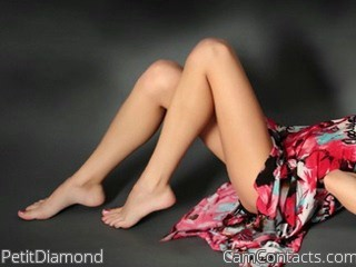 Start VIDEO CHAT with PetitDiamond