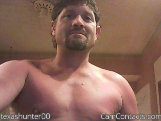 Start VIDEO CHAT with texashunter00