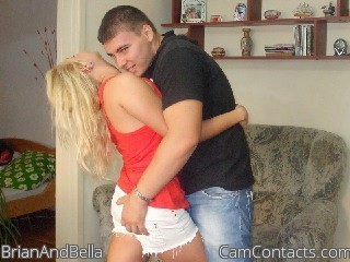 Start VIDEO CHAT with BrianAndBella