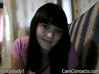 Start VIDEO CHAT with rostovlady1