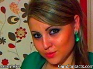 Start VIDEO CHAT with caramelsx