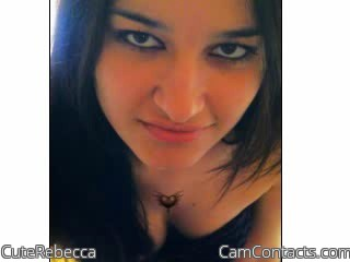 Start VIDEO CHAT with CuteRebecca