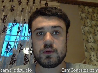 Start VIDEO CHAT with camprodstudio