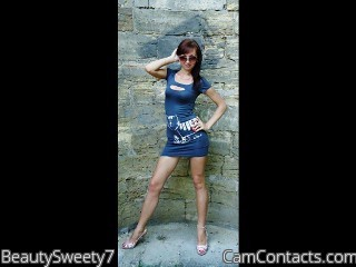 Start VIDEO CHAT with BeautySweety7