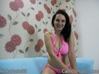 Start VIDEO CHAT with KinkyKatieBB