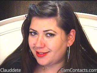 Start VIDEO CHAT with Clauddete