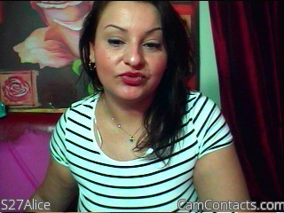 Start VIDEO CHAT with S27Alice