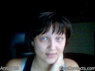 Start VIDEO CHAT with Anna159