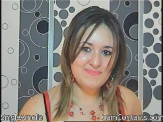 Start VIDEO CHAT with SingleAmelia