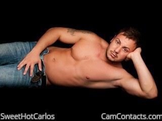 Start VIDEO CHAT with SweetHotCarlos