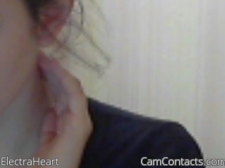 Start VIDEO CHAT with ElectraHeart
