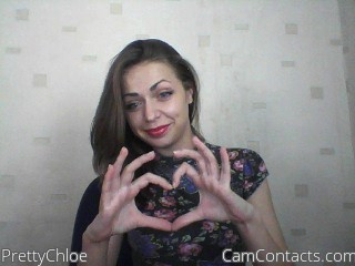 Start VIDEO CHAT with PrettyChloe
