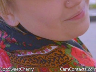 Start VIDEO CHAT with SooSweetCherry