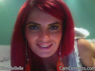 Start VIDEO CHAT with KissMeBelle