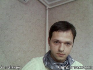 Start VIDEO CHAT with Annalexey