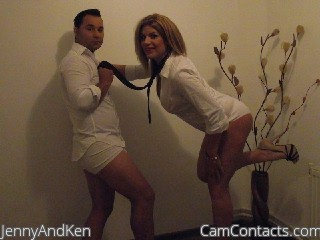 Start VIDEO CHAT with JennyAndKen
