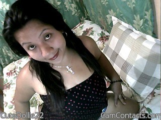 Start VIDEO CHAT with CuteDollie22