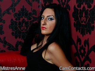 Start VIDEO CHAT with MistresAnne