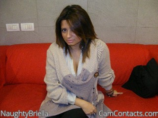 Start VIDEO CHAT with NaughtyBriella