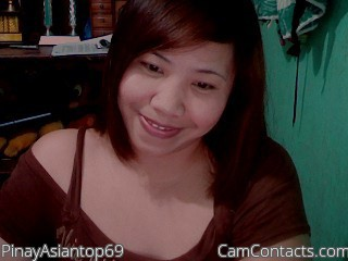 Start VIDEO CHAT with PinayAsiantop69