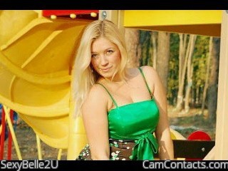 Start VIDEO CHAT with SexyBelle2U
