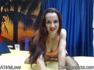 Start VIDEO CHAT with A1IrisLove