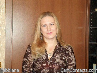 Start VIDEO CHAT with Fabbiana