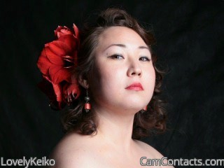Start VIDEO CHAT with LovelyKeiko