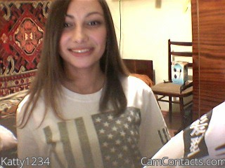 Start VIDEO CHAT with Katty1234