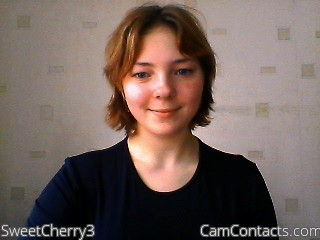 Start VIDEO CHAT with SweetCherry3