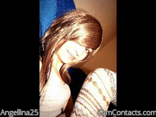 Start VIDEO CHAT with Angellina25