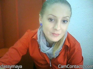 Start VIDEO CHAT with classymaya