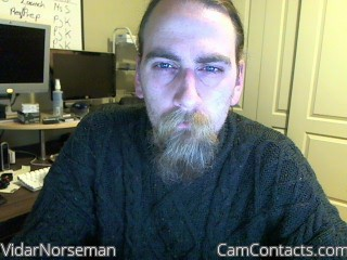 Start VIDEO CHAT with VidarNorseman
