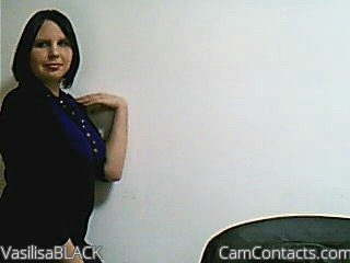 Start VIDEO CHAT with VasilisaBLACK