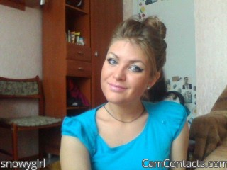 Start VIDEO CHAT with snowygirl