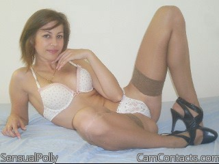 Start VIDEO CHAT with SensualPolly
