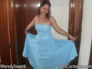 Start VIDEO CHAT with WendySwank