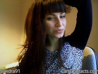 Start VIDEO CHAT with Sandra91
