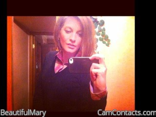 Start VIDEO CHAT with BeautifulMary