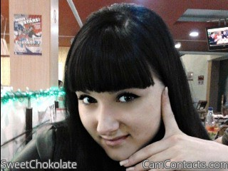 Start VIDEO CHAT with SweetChokolate