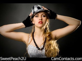 Start VIDEO CHAT with SweetPeach2U