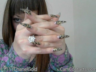 Start VIDEO CHAT with 11111ChanelGold