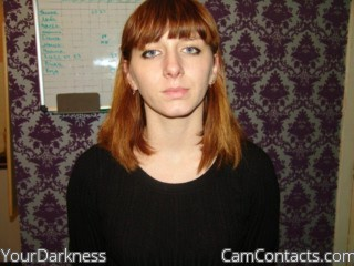 Start VIDEO CHAT with YourDarkness