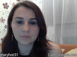 Start VIDEO CHAT with maryhot31