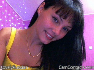 Start VIDEO CHAT with LovelyRussian